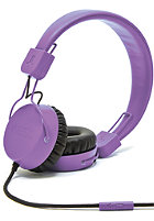 WESC Piston Street Headphones purple passion