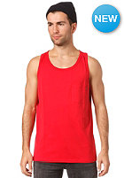 WESC Robelto Tank Top blood red