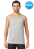 WESC Robelto Tank Top grey melange