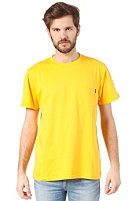 WESC Rodrick S/S T-Shirt gold fusion