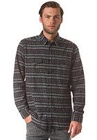 WESC Stieg L/S Shirt black