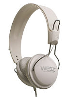 WESC Tambourine Headphones white