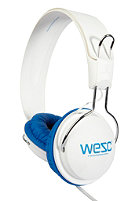 WESC Tambourine seasonal Headphones white