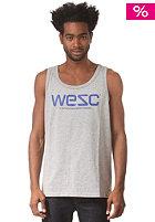 WESC Tank Top grey melange