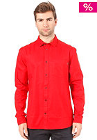 WESC Tyrone Flanel Shirt lava red