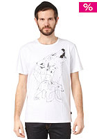 WESC Wear Ulf S/S T-Shirt white