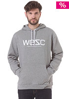 WESC WeSC Hooded Sweat grey melange