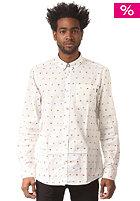 WESC Wicke L/S Shirt star white