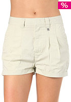 WESC Womens Dannie Shorts white asparagus