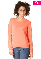WESC Womens Erela Knit Sweat salmon