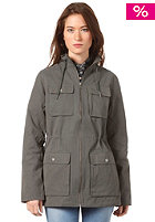 WESC Womens Laane Jacket dark shadow