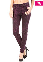 WESC Womens Lizzy Pant Purple riot