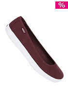 WESC Womens Mila burgundy