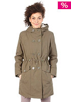 WESC Womens Neela Jacket ivy green