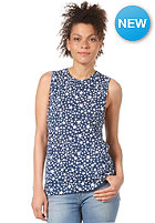 WESC Womens Rosario Tank Top estate blue