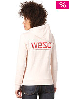 WESC Womens WeSC Hooded Zip Sweat ice pink