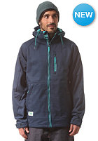 WESTBEACH Baines Snowwear Softshell in the navy