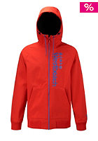 WESTBEACH Chief Softshell Jacket heli red