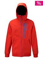 WESTBEACH Chief Softshell Snow Jacket heli red