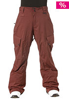WESTBEACH Cockalorum Pant espresso