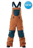 WESTBEACH Dawson Bib Snowboard Pant rusty