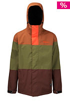 WESTBEACH Maverick Snow Jacket teak