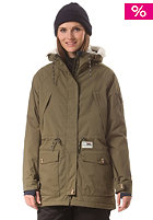 WESTBEACH Womens Dolly Snowboard Parka commando