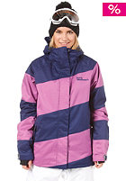 WESTBEACH Womens Lady Racer Jacket navy