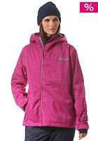 WESTBEACH Womens Lansdowne Snowboard Jacket raspberry