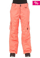 WESTBEACH Womens Rendevous Snow Pant coral