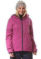 WESTBEACH Womens Twist Snowboard Jacket raspberry
