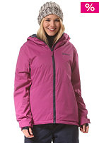 WESTBEACH Womens Twist Snowboard Jacket raspberry