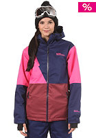 WESTBEACH Womens Wildcard Jacket navy