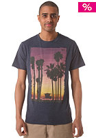 WLD Beer O�Clock S/S T-Shirt navy melange