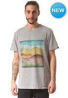 WLD Craving For Mountains S/S T-Shirt grey melange