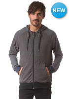 WLD Double Likely Sweatjacket grey blue melange