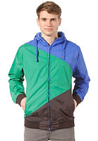 Flynns II Jacket blue green brown