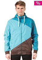 Flynns II Jacket double blue brown