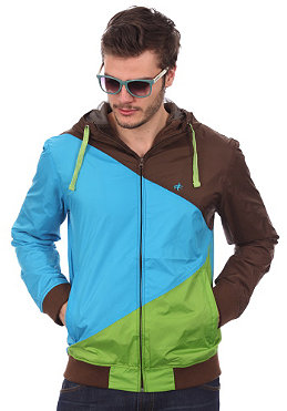 WLD Flynns Jacket brown/green/blue