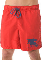 WLD Get Easy Boardshort red