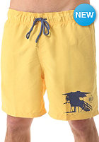 WLD Get Easy Boardshort yellow