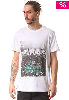 WLD Get Out Before S/S T-Shirt white