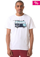 WLD Good Guy Car S/S T-Shirt white