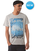 WLD Home Sweet Home S/S T-Shirt grey melange