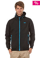 WLD Logogramm Jacket black blue