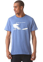 WLD Miami Lifeguard S/S T-Shirt blue melange