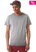 WLD Monday Noons S/S T-Shirt grey oil washed