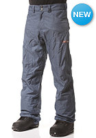 WLD My Favorite Duck Snow Pant denim blue melange