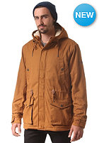 WLD Oakland Rope Jacket spice brown