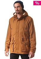 WLD Oakland Rope Jacket spice brown
